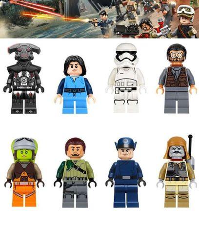 Bonecos minifiguras Star Wars nº32 (compativel com lego)