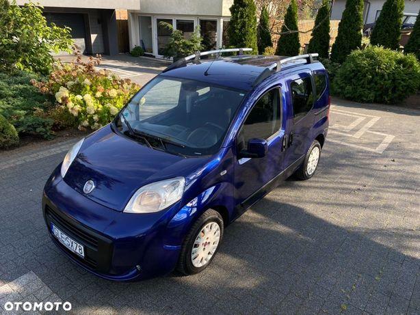 Fiat Qubo 1,3 MultiJetº5 osobowyºklimatyzacjaºzarejestrowanyººGwarancjaºº