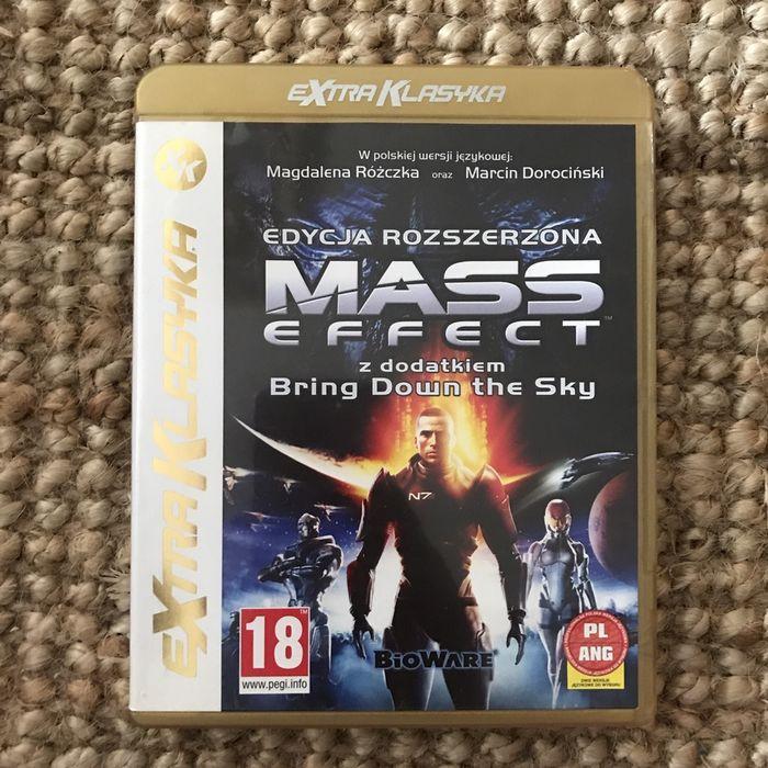 Mass Effect edycja rozszerzona  gra PC Warszawa - image 1