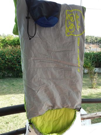 Saco cama mochilas colchões suportes
