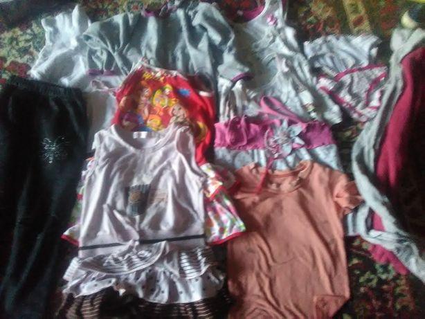 Одежда на 2-4 года