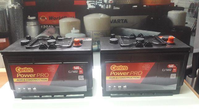 Akumulatory Centra 165Ah 6V 900A rozruchu gwarancja Faktura C330 C360