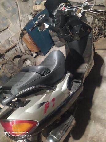 Скутер Вайпер ф1