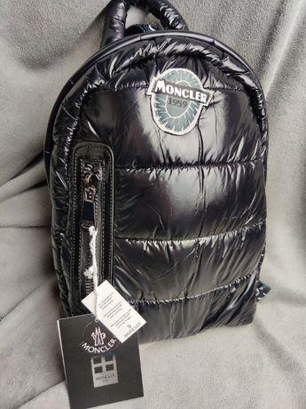 Plecak pikowany Moncler Kilia torebka torba HIT Premium