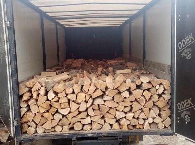 Дубовые дрова, бесплатная доставка