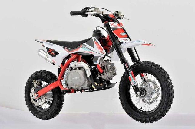 Детский мотоцикл Geon X-ride 110 cross-mini 2020, от официально дилера
