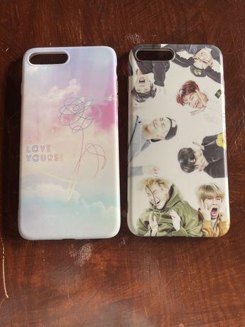 Capa BTS para iPhone 8 plus (Kpop)