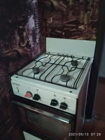 Газовая печка  для  дома или дачи