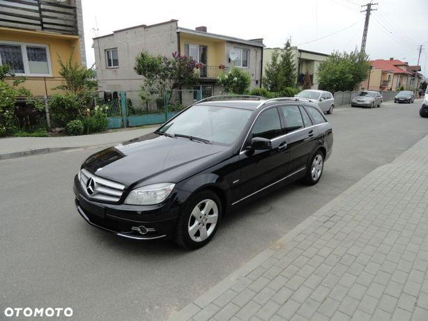 Mercedes-Benz Klasa C skóra nawigacja grzane fotele mega ładny