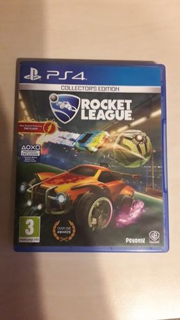 Gra Rocket League Ps4