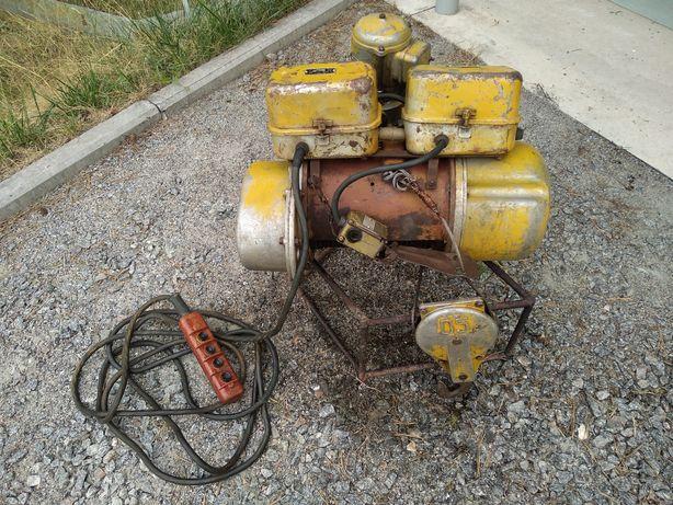 Электротельфер тип ТЭ050-711 г/п 0,5 тн