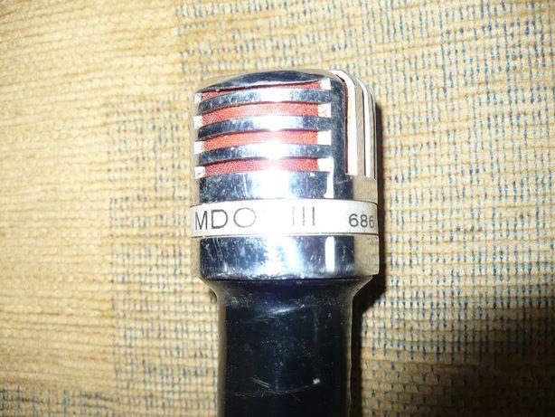 Super antyczny mikrofon Tonisil model MDO VIII 683