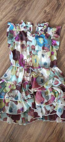 Sprzedam sukienki 2szt dla dziewczynki