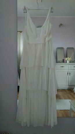 Suknia ślubna 48 rozm.