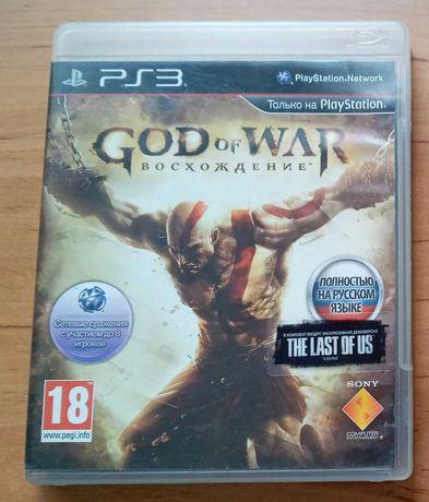 Игра  на  PS3 God of War  восхождение