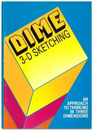 Esboço 3-D - Uma abordagem para pensar em três dimensões