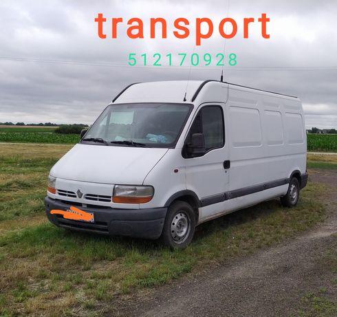 Usługi transportowe transport bus przewóz ładunków