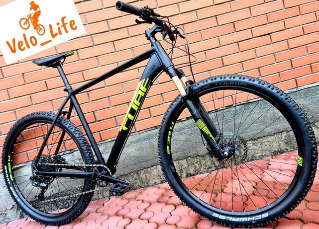 Велосипед для высоких Cube Acid 29/23 Sram NX Rockshox recon ktm