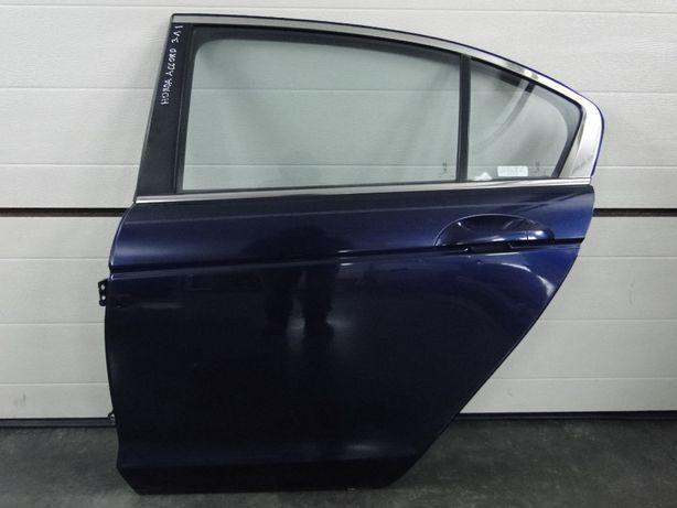 Дверка двері дверь двери задня ліва Honda Accord 8 08-12p. США