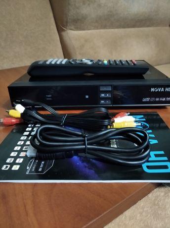 Цифровой спутниковый ресивер NOVA HD.