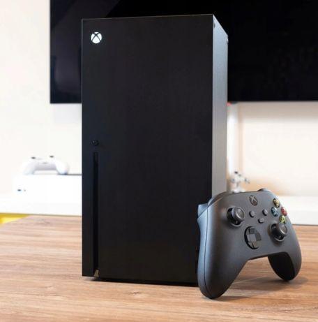 Konsola Xbox Series X 1TB expresowa wysyłka lub odbiór!