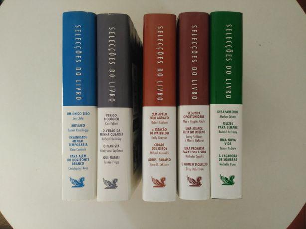 Coleção Livros Seleções Reader Digest