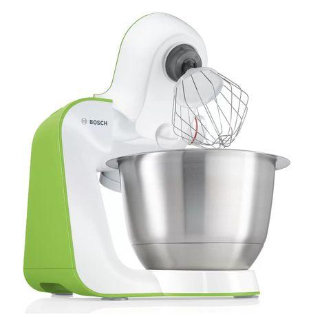 АКЦИЯ НОВ кухонная машина Bosch MUM 5400/900W комбайн/тестомес/миксер