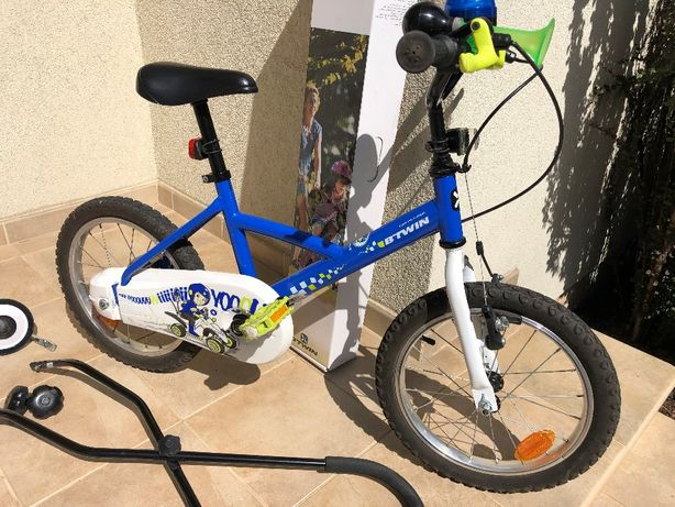 Rower dla dziecka 16''