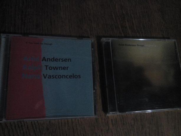 Продам лицензионные CD Arild Andersen with Ralph Towner (Jazz Bass)