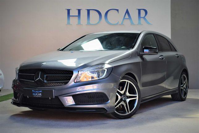 242€ Mês   Mercedes-Benz A180d BE AMG Line   2013/04   134.000 KM  
