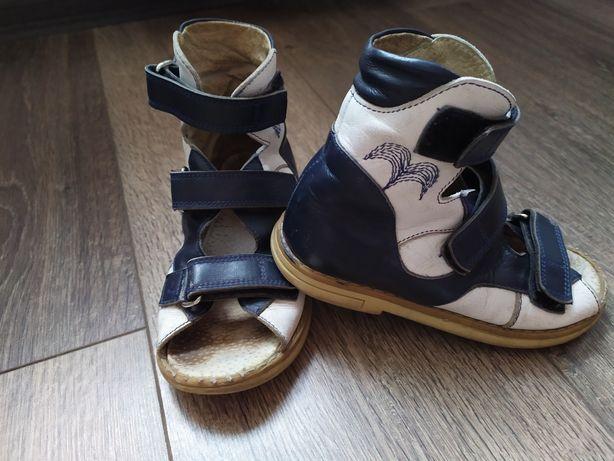 Детские ортопедические босоножки, сандали, со стелькой ВП-2