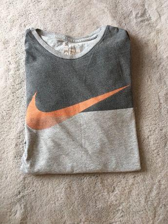 Nike, Nike bluzka, nike t-shirt, szara bluzka, szary tshirt,