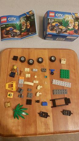 Lego City 60156 bez pająka
