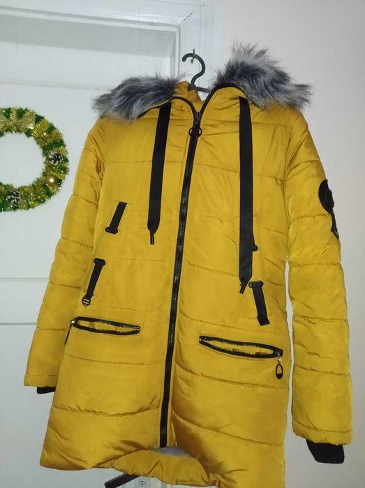 Пальто зимове на дівчинку Ивано-Франковск - изображение 1
