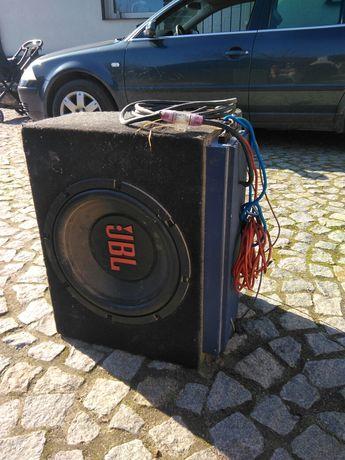 JBL car audio że wzmacniaczem moccc zamiana