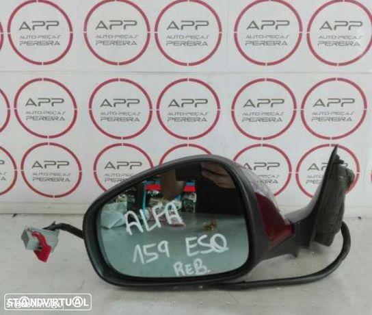 Alfa 159, espelho esquerdo eléctrico.