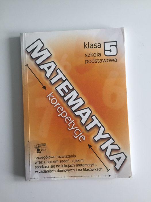 Matematyka korepetycje 5 Nawojowa - image 1