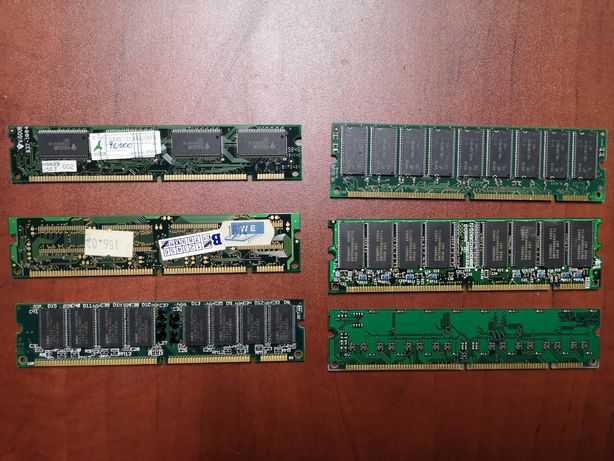 Pamięć SDRAM 64MB Pc100, Pc133