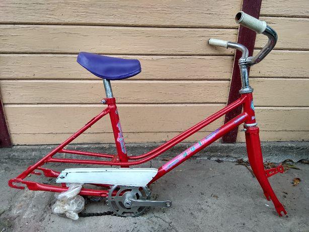 Rama rower holenderski Baronia nie składak - koła 20 cali