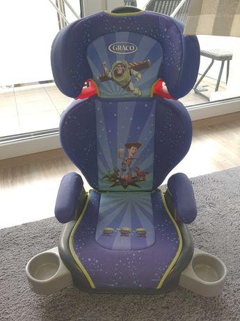 Fotelik samochodowy Graco Toy Story 15-36 kg.