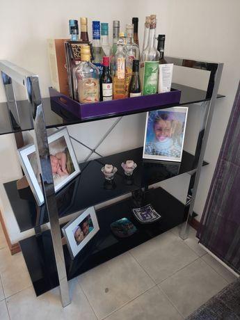 Mesa de apoio/consola/bar