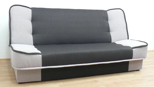 Nowa Wersalka sofa kanapa tapczan do spania z pojemnikiem transport