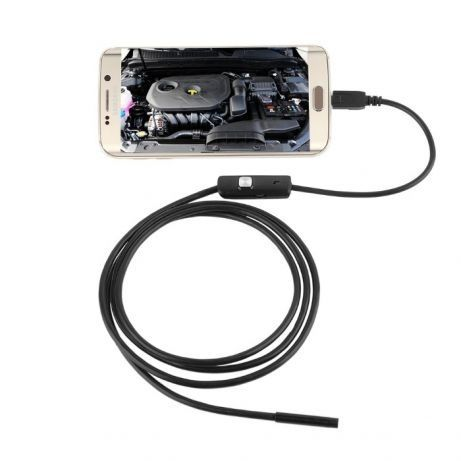 Kamera Inspekcyjna Endoskop Android PC Inspekcja LED 10 m F.VAT
