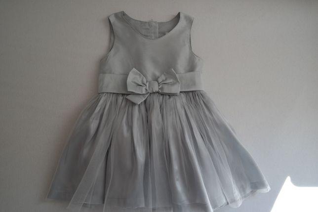 Sukienka H&M tiulowa, sukieneczka