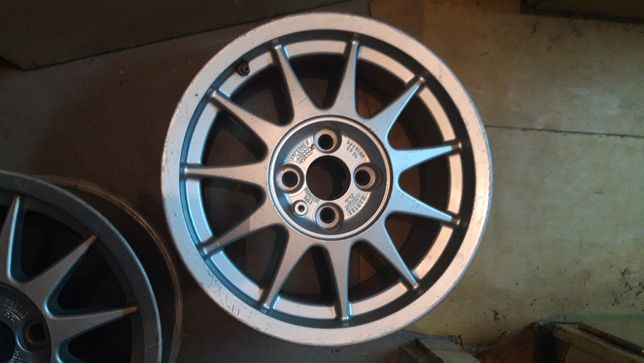OZ Hartge E30 7jx 15 ET26 typ 2502B 4x100 BMW Nuova S3