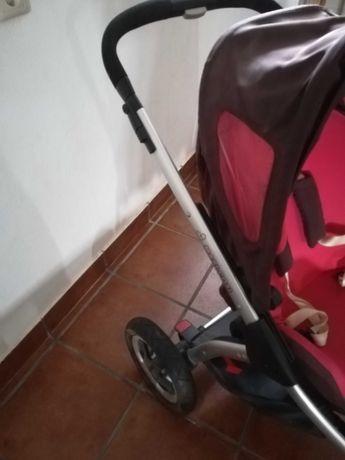 Carrinho de bebé Maxi Cosi Mura como novo