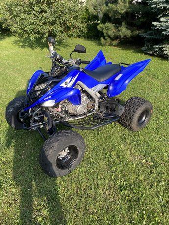Quad Yamaha Raptor 700 YFM YZF zarejestrowany !