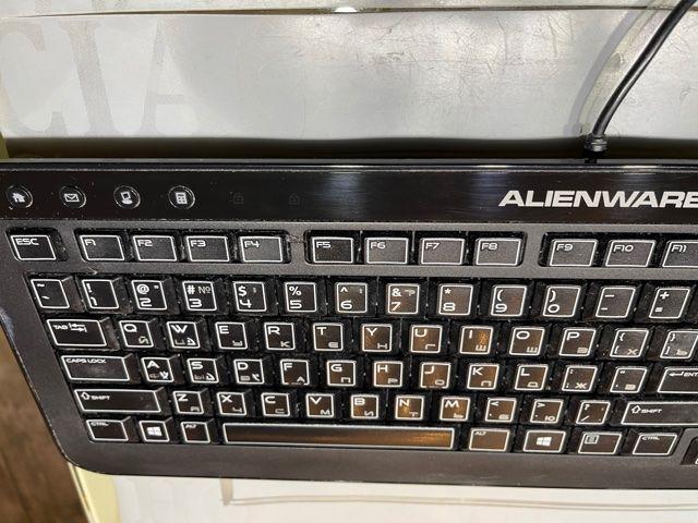 Клавиатура и мышка Alienware комлект от ПК Киев - изображение 1
