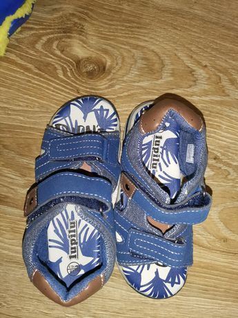 Sandały Lipilu chłopiec