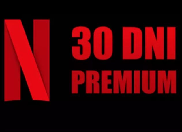 NETFLIX UHD 4K + TV/PC + Szybka wysyłka!